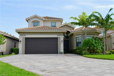 Naples Single Family Home For Sale: 13866 Callisto Ave