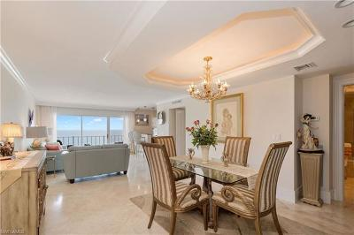 Naples Condo/Townhouse For Sale: 2011 Gulf Shore Blvd N #53