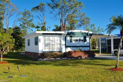Goodland, Marco Island, Naples, Fort Myers, Lee Mobile/Manufactured For Sale: 152 Rookery Rd