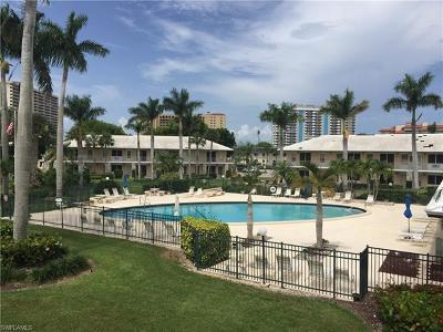 Marco Island Condo/Townhouse For Sale: 167 N Collier Blvd #H9