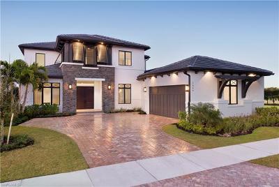 Naples FL Single Family Home For Sale: $2,295,000