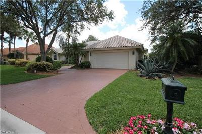 Naples Single Family Home Pending With Contingencies: 885 Wyndemere Way