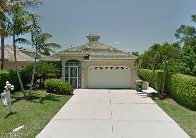 Naples Single Family Home For Sale: 605 105th Ave N
