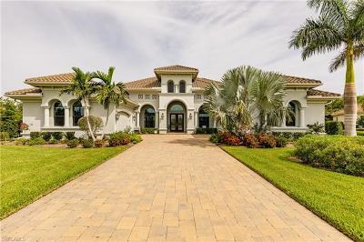Naples FL Single Family Home For Sale: $1,795,000