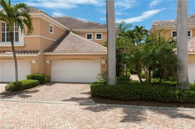 Naples FL Condo/Townhouse Pending With Contingencies: $940,000