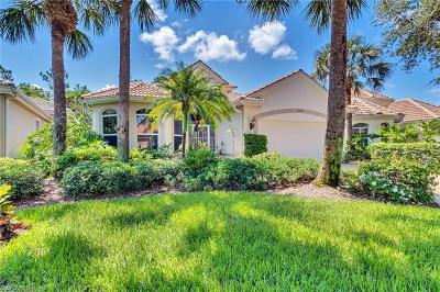 Naples Single Family Home For Sale: 9242 Troon Lakes Dr