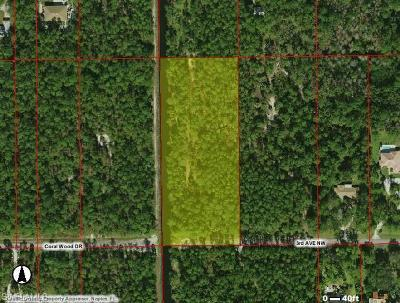 Naples Residential Lots & Land For Sale: 4741 3rd Ave NW