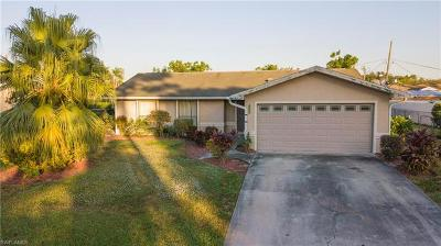 Naples Single Family Home For Sale: 1724 45th Ter SW