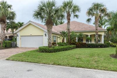 Collier County, Lee County Single Family Home For Sale: 15388 Scrub Jay Ln