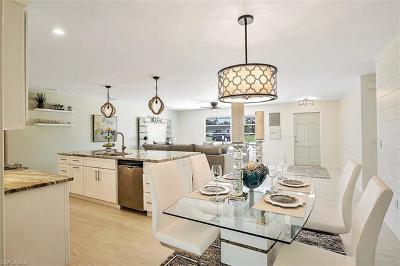 Naples Single Family Home For Sale: 1248 Morningside Dr
