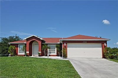 Cape Coral Single Family Home Pending With Contingencies: 1506 NE 17th Pl