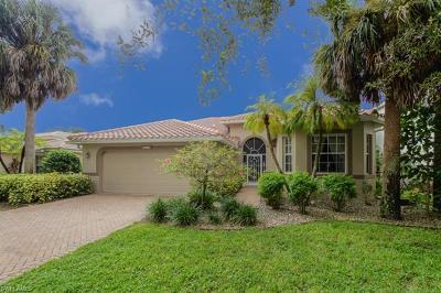 Naples Single Family Home For Sale: 2189 Morning Sun Ln