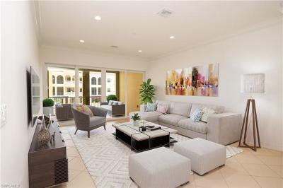 Estero Condo/Townhouse For Sale: 21450 Strada Nuova Circle A305