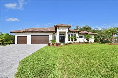 Single Family Home For Sale: 18625 Royal Hammock Blvd