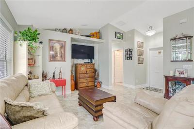 Naples Single Family Home For Sale: 2525 Brantley Blvd