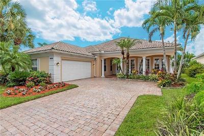 Naples Single Family Home For Sale: 4338 Queen Elizabeth Way