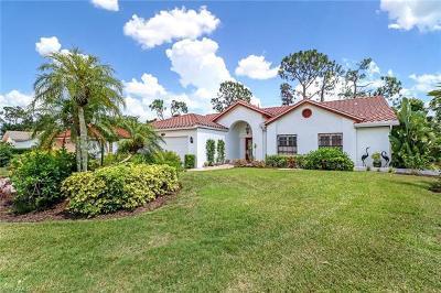 Single Family Home For Sale: 1550 Foxfire Ln
