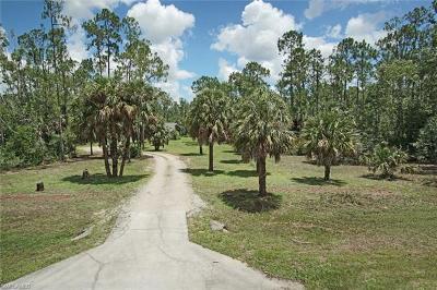 Naples Single Family Home For Sale: 6061 Bur Oaks Ln