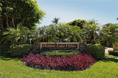 Naples Condo/Townhouse For Sale: 788 Park Shore Dr #A16