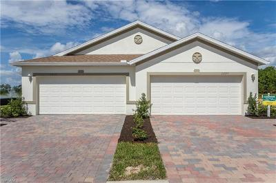 North Fort Myers Condo/Townhouse For Sale: 20066 Fiddlewood Ave