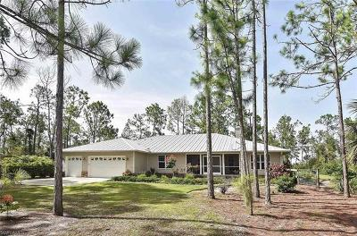 Lehigh Acres Single Family Home For Sale: 7943 20th Pl