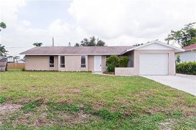 Naples FL Single Family Home For Sale: $279,900