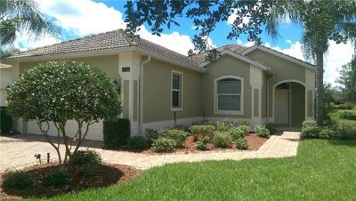 Naples Single Family Home For Sale: 14846 Toscana Way S