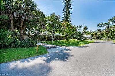 Naples FL Single Family Home For Sale: $795,000