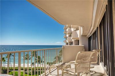 Naples Condo/Townhouse For Sale: 4005 Gulf Shore Blvd N #700