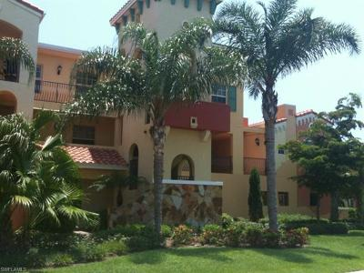 Estero Condo/Townhouse For Sale: 8573 Via Garibaldi Cir #204