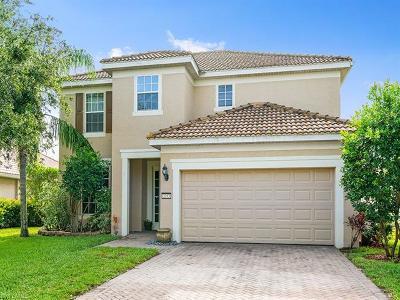 Naples Single Family Home For Sale: 2053 Fairmont Ln