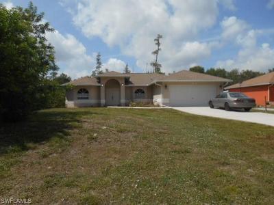 Naples Rental For Rent: 4220 18th Ave SE
