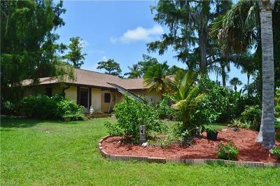 Naples Single Family Home For Sale: 4606 Robin Ave