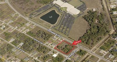 Lehigh Acres Residential Lots & Land For Sale: Leonard Blvd S