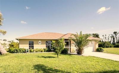 Lehigh Acres Single Family Home Pending With Contingencies: 506 Paloma Ave
