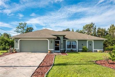 Cape Coral Single Family Home For Sale: 2514 Ceitus Pky