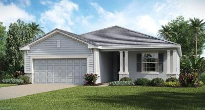 Fort Myers Single Family Home For Sale: 9616 Mirada Blvd