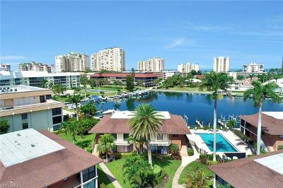 Marco Island Condo/Townhouse For Sale: 900 Huron Ct #A2
