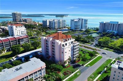 Marco Island Condo/Townhouse For Sale: 1021 S Collier Blvd #202