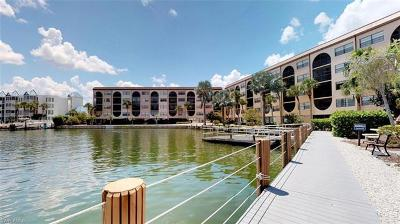 Marco Island Condo/Townhouse Pending With Contingencies: 1015 Anglers Cv #G-301