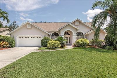Naples Single Family Home For Sale: 9967 Boca Ave N