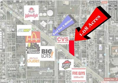 Naples Commercial For Sale: 3015 Tamiami Trl E