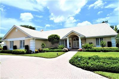 Naples FL Single Family Home For Sale: $979,000