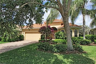 Naples Single Family Home For Sale: 6893 Bent Grass Dr