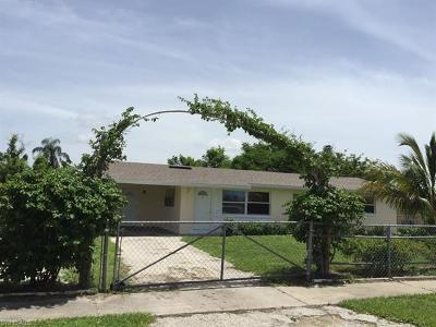 Fort Myers Single Family Home For Sale: 4 Skipton Cir