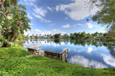 Naples FL Single Family Home For Sale: $2,695,000