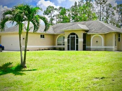 Naples FL Single Family Home For Sale: $286,000