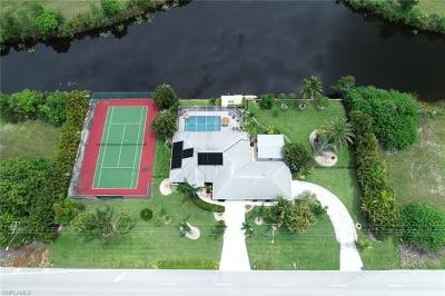 Bonita Springs, Cape Coral, Fort Myers, Fort Myers Beach Single Family Home For Sale: 3011 Ceitus Pky
