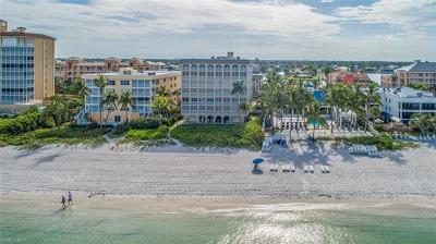 Naples Rental For Rent: 9485 Gulf Shore Dr #601