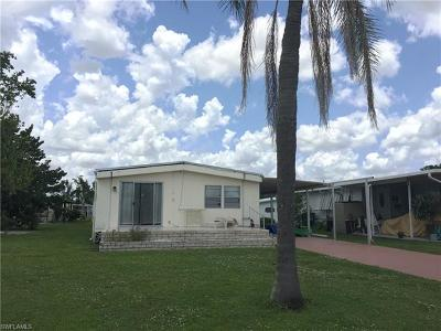 Naples FL Condo/Townhouse For Sale: $93,000